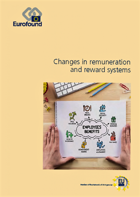"Ikei elabora el informe ""Changes in remuneration and reward systems"" de Eurofound"